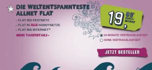 Yourfone Allnet Flat und Internet Flat